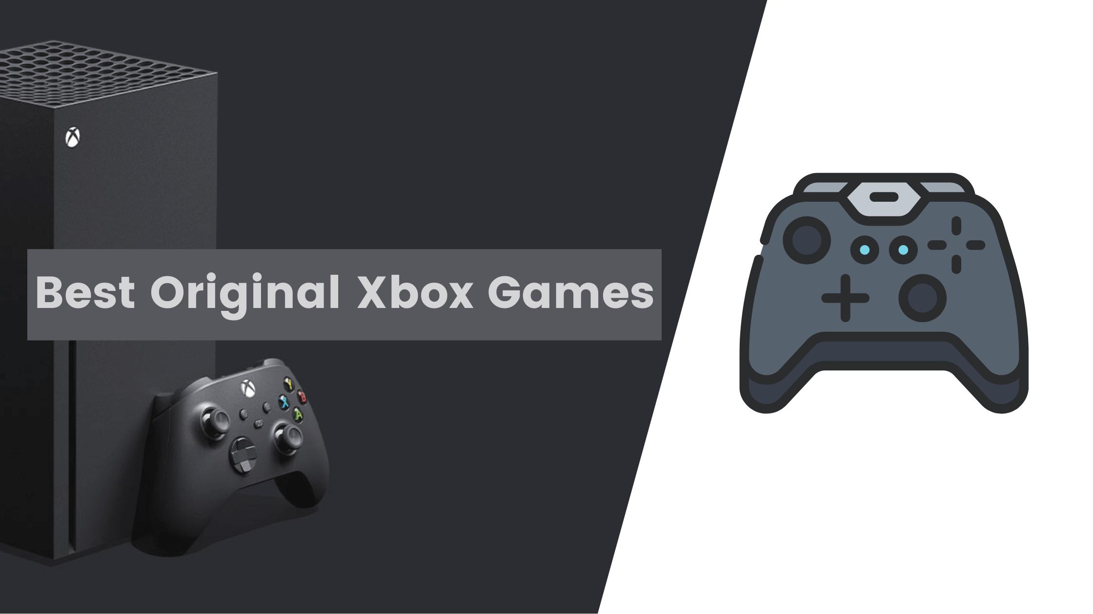 best original Xbox games, top 10 best original Xbox games